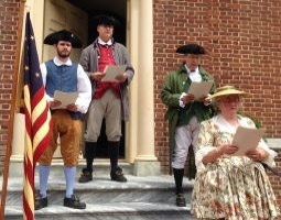 Old Dover Independence Day on July 3, 2021